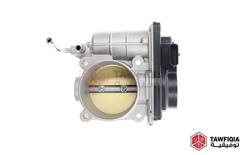 تنظيف بوابة الهواء - الصورة لبوابة هواء كهربائية